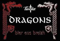 Bière ambrée de tradition galloise Dragons