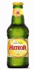 Bière Meteor Lager
