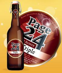 Bière Triple 7°9