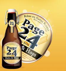 Bière La malt et hops