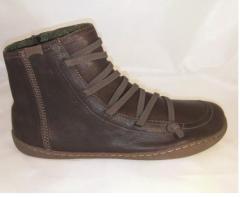 Mini boots Marron