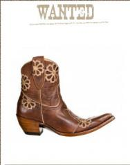 Bottes country mexicana