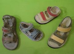 Sandales pour garcon