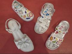 Sandales pour filles