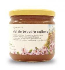 Miel de bruyère callune des Pyrénées