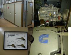 Generator CUMMINS C8