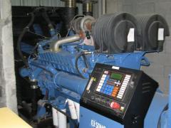 Generator CUMMINS VTA28 Diesel