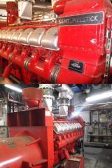 SEMT PIELSTICK MARINE ENGINE