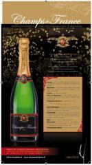 Vins mousseaux, champagne, champagne d'elite