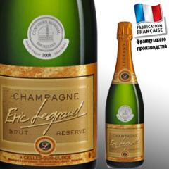 Champagne Eric Legrand  Brut Réserve (France)