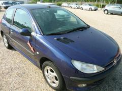 Peugeot 206 1,4 injection
