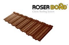 Tuile métallique Romane - ROSER CLEO