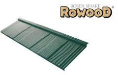 Tuile métallique Rowood -Roser