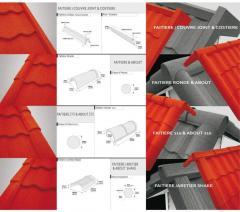 Accessoires de tuiles métalliques Roser