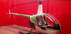 Hélicoptère Robinson R22  Beta