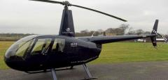 Hélicoptère Robinson R44 Raven II