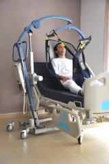 Patient hoist