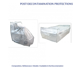 Post-decontamination protections