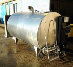 Tanks à lait D'occasion 3200l -Prominox