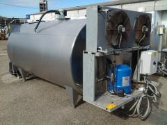 Tanks à lait D'occasion 2700l -Prominox