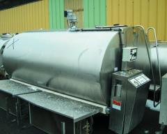 Tanks à lait D'occasion 3700L - Serap