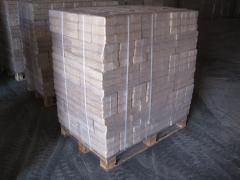 Les briquettes de bois
