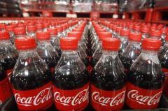 Bouteille coca cola français plastique 1,5 litre