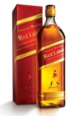 WHISKY JHONNY WALKER RED 70 CL PAR CAISSE DE 6