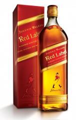 WHISKY JHONNY WALKER RED 70 CL PAR CAISSE DE 6