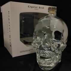 CRISTAL HEAD VODKA 70 CL PAR CAISSE DE 6