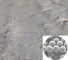 Microsphère de silicate