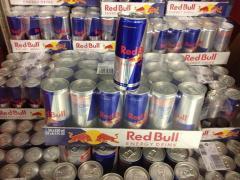 Redbull boisson énergétique