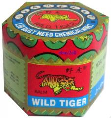 Baume du tigre sauvage, wild tiger balm