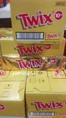 TWIX 10x 50gr