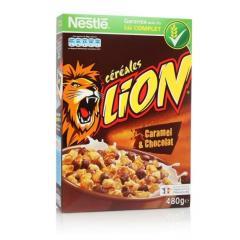 CEREALE LION NESTLE 480G