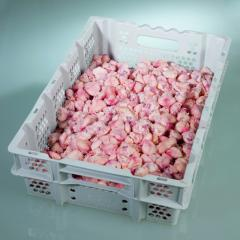 Хвосты (гузки) куриные замороженые коробки 10 кг