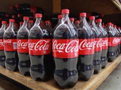 Coca Cola, Fanta, Sprite, 7up, Mirinda, Pepsi , 330ml Cans and Bottles PET ,1L ,1.5L