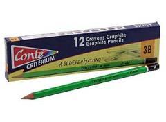 Boite de 12 Crayons à papier BIC Critérium