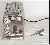 Liquid ring vacuum pumps, two-step