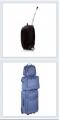 Trolley publicitaire sac à dos, Set de 3 bagages bleus