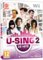U-Sing 2 (jeu sans micro), Jeu sur nintendo wii