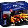 Produits d'alimentation congelés Assortiment de 12 yakitori
