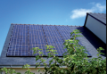 Les paneaux photovoltaiques