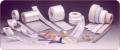 Rubans textiles
