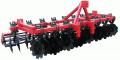 Les groupes de machines les sols combinés pour le traitement d'avant-semailles sous les céréales Herses