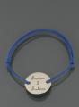 Bracelet cordon oversize