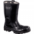 Botte de securite en pvc fourree - S5 CI SRC