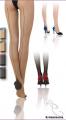 Collants & Bas > Seduction Couture bicolore Collant Grande Taille
