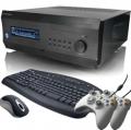 HTPC de salon - DVD/BluRay - DirectX11 - LCD/Télécommande
