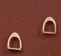 Boucles d'oreilles étrier C303
